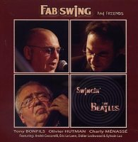 FAB SWING and Friends : « Swingin' The Beatles » -  voir en grand cette image