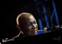 Freddy Cole - Carthage, avril 2014 -  voir en grand cette image