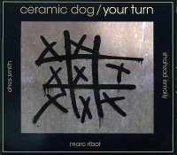 Marc RIBOT CERAMIC DOG : « Your Turn » -  voir en grand cette image