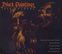 Jeff GUTHERY : « Black Paintings » -  voir en grand cette image