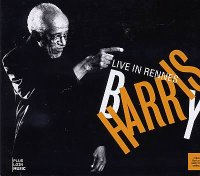 Barry HARRIS : « Live in Rennes »  -  voir en grand cette image