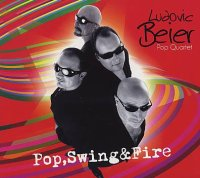 Ludovic Beier Pop Quartet : « Pop Swing & Fire » -  voir en grand cette image