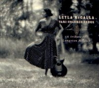 "LEYLA McCALLA : ""Vari-Colored Songs – A tribute to Langston Hughes"" -  voir en grand cette image"