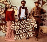 Carolina Chocolate Drops : « Genuine Negro Jig » -  voir en grand cette image