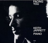 Keith Jarrett « Facing You » -  voir en grand cette image