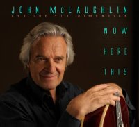 John McLAUGHLIN : « Now here this »  -  voir en grand cette image