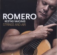 ROMERO : « Strings and air » -  voir en grand cette image