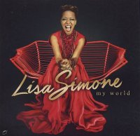 Lisa SIMONE : « My World » -  voir en grand cette image