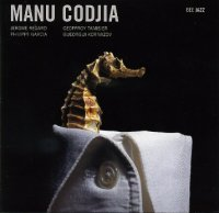 Manu CODJIA : (second album) -  voir en grand cette image