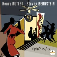 Henry BUTLER – Steven BERNSTEIN and The HOT 9 : « Viper's Drag » -  voir en grand cette image