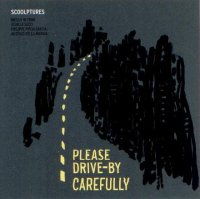 Scoolptures : « Please Drive-by Carefully » -  voir en grand cette image