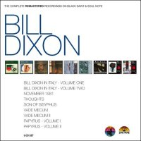 Bill DIXON : « The complete... »  -  voir en grand cette image