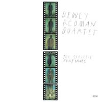Dewey Redman Quartet - « The Struggle Continues » -  voir en grand cette image