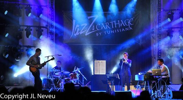 Sound Painting Project - Jazz à Carthage 2013
