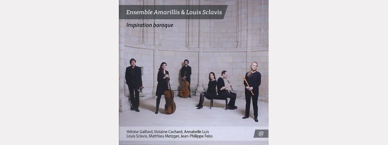 ENSEMBLE AMARILLIS & Louis SCLAVIS : « Inspiration baroque »