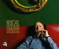 Martial Solal : « Live at the Village Vanguard - I can't give you anything but love. » -  voir en grand cette image