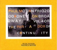Paul Motian - On Broadway Vol.4 - Winter & Winter -  voir en grand cette image