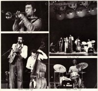 Art Blakey & The Jazz Messengers à Lyon en 1977. {JPEG}
