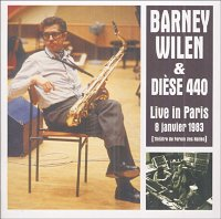 Barney Wilen - « Live in Paris » -  voir en grand cette image