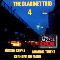 The Clarinet Trio : « 4 » -  voir en grand cette image